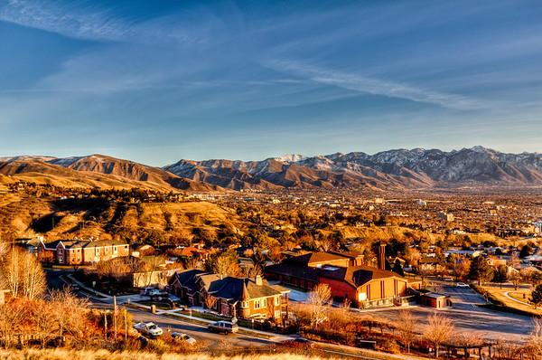 The Great Salt Lake City