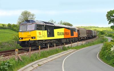 60076 Crofton 23/05/15 6V62 Tilbury to Llanwern