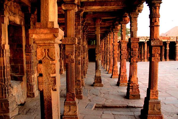 #18 Ruins of Qutub, New Delhi
