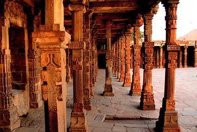 #18 Ruins of Qutub, New Delhi
