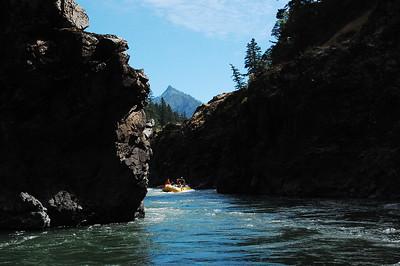 Mule Creek Canyon, Rogue River