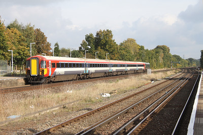 2405 Hook 21/10/16 5L46 Eastleigh to Ely Papworth Sidings