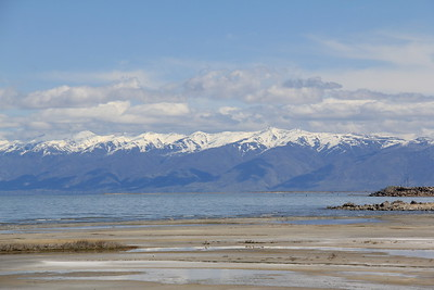 20160417-02-Great Salt Lake and Mountains