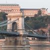 Bridge over Danube in Budapest