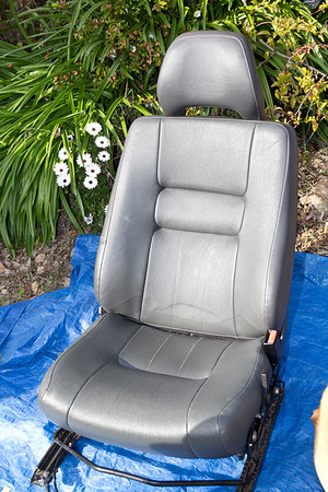 Volvo 960 seats