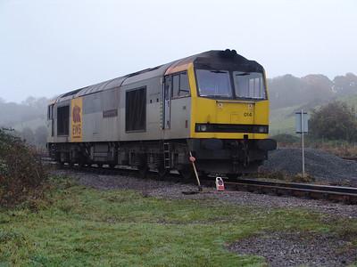 60014 Westerleigh 06/11/08
