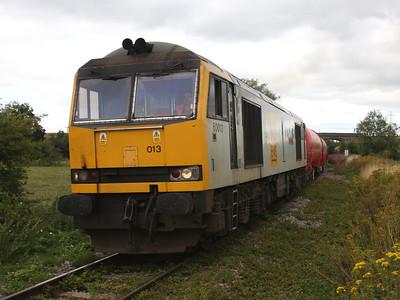 60013 Westerleigh 05/08/09
