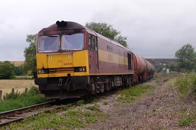 60005 Westerleigh 18/08/08