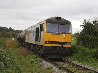 60013 Westerleigh 10/08/09