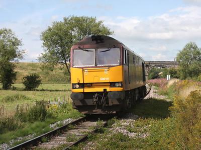 60019 Westerleigh 05/08/09