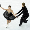 Olympics: Figure Skating-Team Ice Dance Free Dance