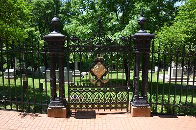 Monticello (Thomas Jefferson Estate). Charlottesville, Virginia.