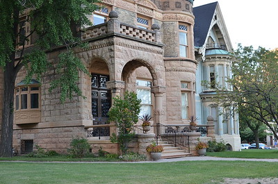 Private home. Milwaukee, Wisconsin