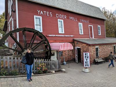 Yates Cider Mill - 10-29-2017