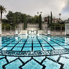 """<h2>The Grand Pool</h2> <br/>I've taken quite a few photos of the fabulous Hearst Castle indoor pool.  This is the one that it is nearby, just outdoors.  The thing is enormous and perfect.  I wonder if it <em>ever</em> gets used.  So sad.  Maybe they put on little pool parties here and there for the elite.  Or maybe rappers rent it out and bring in a bunch of rap-video-girls to gyrate around the edges.  I don't know. <br/><br/> - Trey Ratcliff <br/><br/>Read the rest of this entry, including a recap of the recent London photowalk, <a href=""""http://www.stuckincustoms.com/2010/09/12/the-grand-pool/"""">here</a> at the Stuck in Customs blog."""