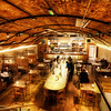 """<h2>Underlondon</h2> <br/>After a day of """"working hard"""" by meandering all over London to take photos, we ended up here at this cool restaurant.  I'm sure some of our clever UK readers know exactly which one it is!<br/><br/>It was one of those places where you walk in and see 30 different kinds of bread.  So then, there is no choice left, and you simply have to get bread.  I can sometimes have good bread-willpower, but not when I am presented with so many choices.  It's sort of like peer-pressure... and every one of those different kinds of bread is a sentient being, beckoning me to eat em up.<br/><br/>- Trey Ratcliff<br/><br/><a href=""""http://www.stuckincustoms.com/2011/02/23/underlondon/"""" rel=""""nofollow"""">Click here to read the rest of this post at the Stuck in Customs blog.</a>"""