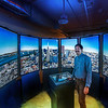 """<h2>Brian Rose in the Holodeck</h2> <br/>When I was in Venice, I visited the beautiful new Google offices there.  It's where most of the photos team is based.<br/><br/>We had a fun little giveaway where I invited a winner to join me for the day at Google.  The winner was Cam Meadows, so he joined me and Tom Anderson on a grand tour around the offices.  Along the way, our host, Brian Rose, led us to the Google Holodeck.<br/><br/>It's fully integrated into the latest version of Google Earth, and you can zoom and fly around anywhere in the world.  I grabbed the controls to zoom into San Francisco then asked him to smile while I grabbed a quick photo! :)<br/><br/>- Trey Ratcliff<br/><br/><a href=""""http://www.stuckincustoms.com/2012/02/19/brian-rose-in-the-google-holodeck/"""" rel=""""nofollow"""">Click here to read the rest of this post at the Stuck in Customs blog.</a>"""