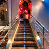 """<h2>The Entrance</h2> <br/>Sorry all - short post today I'm afraid... it's been a long day.  Tired and drained, frankly.  Hey, they can't all be winners. <br/><br/>This is a great staircase and bar I found at the W Hotel in Atlanta.  I got a lot of cool shots in there - quite the fab joint! <br/><br/> - Trey Ratcliff<br/><br/><a href=""""http://www.stuckincustoms.com/2010/07/01/the-entrance/"""" rel=""""nofollow"""">Click here to read the rest of this post at the Stuck in Customs blog.</a>"""