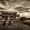"""<h2>Under the Ancient Skies</h2> <br/>Sometimes, an HDR image of a cool place can come out a little boring, even in an interesting place such as this.  So, often times I will run the image through a black and white treatment (see my <a href=""""http://www.stuckincustoms.com/silver-efex-pro-review/"""">Silver Efex Pro Review</a>).  That tool is a lot of fun and can help take a boring photo and make it more interesting.<br/><br/>As I begin the processing, I sometimes discover a photo is more about shape, line, and contrast than it is about color, light, and saturation.  It's all still there, in all it's HDR glory, but the emphasis has had a bit of a correction.<br/><br/>- Trey Ratcliff<br/><br/><a href=""""http://www.stuckincustoms.com/2010/04/15/under-the-ancient-skies/"""" rel=""""nofollow"""">Click here to read the rest of this post at the Stuck in Customs blog.</a>"""