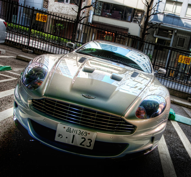 "<h2>Awesome Car in Tokyo</h2> Tokyo has a bunch of cool cars all over the place.  And look at that license plate!  How do you get that number?  Maybe you have to part of the Japanese mafia or something...<br/><br/>I took this photo a long time ago but only recently processed it.  In fact, I took it while we were doing the Tokyo workshop.  Remember that thing?  I only dedicate about 10-15% of my year to ""teaching"" stuff, since I am so busy with other things.  This year I'm working on a bunch of different things to help this scale, however, since it is hard to be everywhere physically at the same time.<br/><br/>- Trey Ratcliff<br/><br/><a href=""http://www.stuckincustoms.com/2012/04/23/awesome-car-in-tokyo/"" rel=""nofollow"">Read the rest of this entry at the Stuck in Customs blog.</a>"