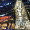 """<h2>The Cyborg Fabrication Plant</h2> This comes from a cool area of Beijing in the CBD.  It's not really where they make cyborgs in China.  I don't know where that place is...  - Trey Ratcliff  Read more <a href=""""http://www.stuckincustoms.com/2011/09/18/the-cyborg-fabrication-plant/"""">here</a> at the Stuck in Customs blog."""