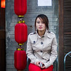 "<h2>Outside the Restaurant</h2> <br/>To me, it depends on my mood. My eye is often drawn to what appears to be a mistake at fist glance — or something confusing. In this case, I saw the red pants and the red lights in a strange configuration. And then, a micro-moment later, I saw the girl they were attached to. It all lined up so nicely that I grabbed a photo the second she noticed me.<br/><br/>- Trey Ratcliff<br/><br/><a href=""http://www.stuckincustoms.com/2011/09/24/outside-the-restaurant/"" rel=""nofollow"">Click here to read the rest of this post at the Stuck in Customs blog.</a>"