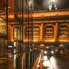 "<h2>Approaching Grand Central Station in the Rain</h2> <br/>Rainy nights in cities pose a tough problem.  Really, in many ways, you have to fight against every natural human instinct to go out into the rain on purpose.  It's so easy just to want to stay inside, make a hot cocoa (or, a think Aztec Drinking Chocolate in my case), watch a movie, be all cozy, etc etc.  But the little photographer inside of you also knows how interesting things are out there!<br/><br/>So, I tend to compromise, and force myself to go outside half the time and stay inside half the time.  This occasion in New York City was obviously one of the times I went out in the rain.<br/><br/>You can see I am approaching Grand Central Station -- and that is the famous Chrysler Building in the background.  This was shot with the Nikon 14-24 Lens (See my <a href=""http://www.stuckincustoms.com/nikon-14-24-review/"">Nikon 14-24 Review</a>).  It's an expensive lens, so if you are looking for something cheaper that also takes great wide-angle shots, check out the Sigma 10-20mm (Review coming some day when I mysteriously get more time).<br/><br/>- Trey Ratcliff<br/><br/><a href=""http://www.stuckincustoms.com/2010/05/26/grand-central-station-rain/"" rel=""nofollow"">Click here to read the rest of this post at the Stuck in Customs blog.</a>"