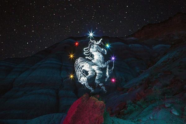 Unicorn Ferarri