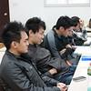 In class Fudan