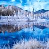Beaver Pond Infrared II