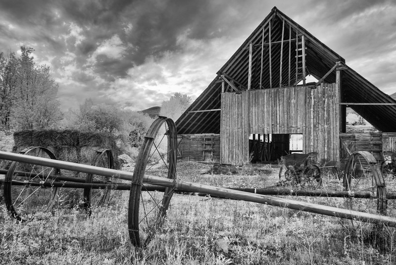 Twisp River Barn