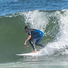 Surfer at Manasquan Beach 9/23/16