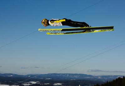 World Cup Ski Flying Vikersund 2009 - Noriaki Kasai