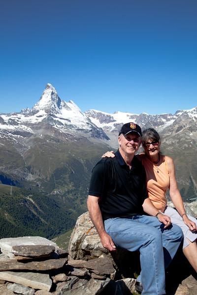 Matterhorn from Rothorn