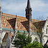Matthias church on castle hill.