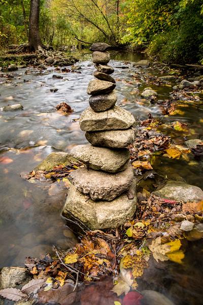 Rocks on the Rio Grande