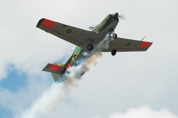 Scottish Aviation Bulldog a.k.a. SK61