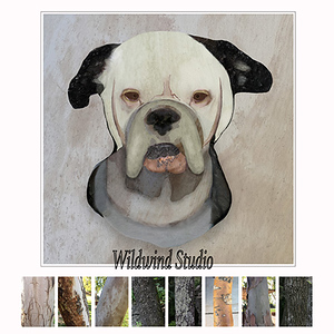 Old English Bulldog BARK