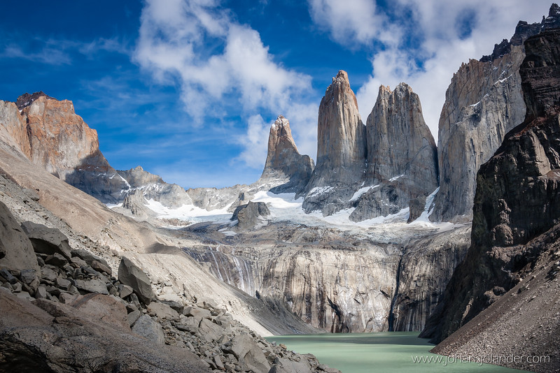 Las Torres, Torres del Paine National Park