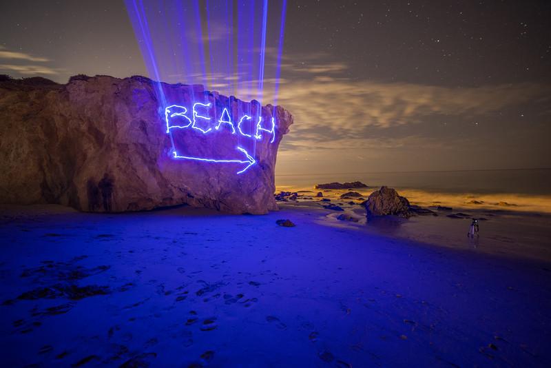 Beach -->