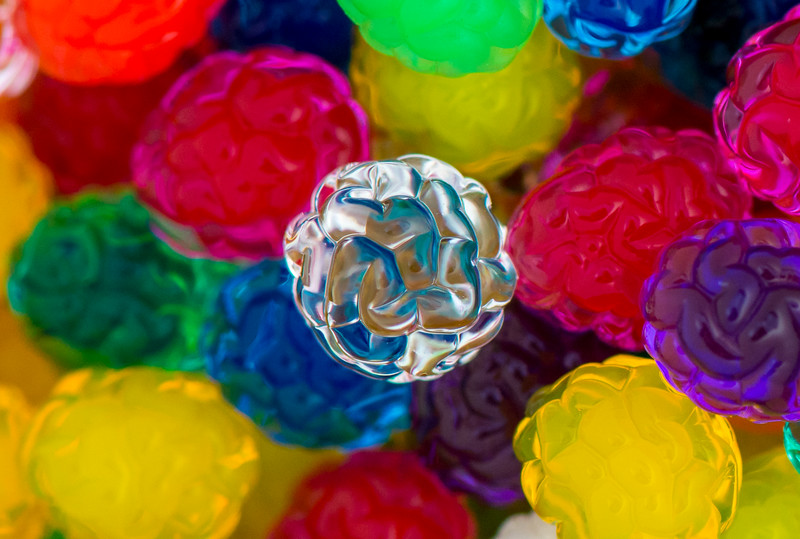 Colorful Water Beads