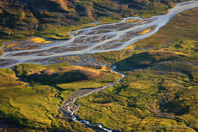 Ruohtesvagge, Sarek National Park