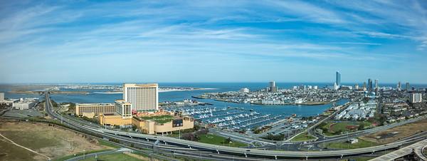 Atlantic City Panorama 4/11/17