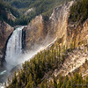 Lower Yellowstone Falls, Yellowstone National Park