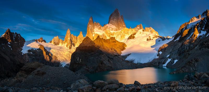 Mount Fitz Roy, Los Glaciares National Park