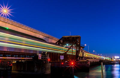 Train Light Trails 2/17/17