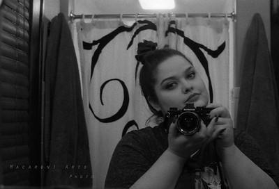 Obligatory Bathroom Selfie