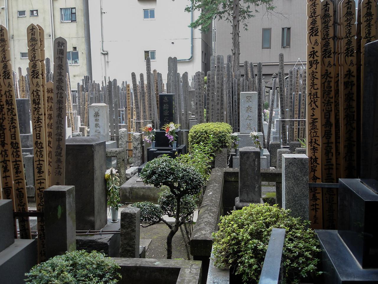 Buddhist Cemetery