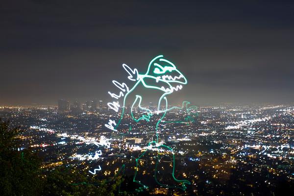 Reptar vs. Los Angeles