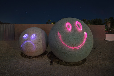 Happy Sad Balls